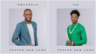 Omashola and Ike receive warning strike
