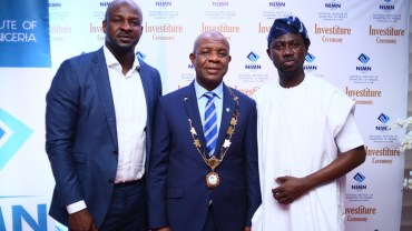 BlackHouse Media Founder and CEO, Ayeni Adekunle Named Fellow of the National Institute of Marketing of Nigeria