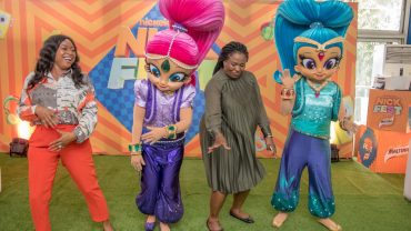 Parents!!! Your Kids' Favourite Nick Characters Are In Lagos: It's Time To Get Ready For Nickfest!