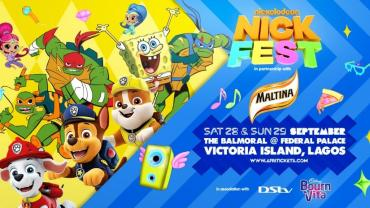 NICKELODEON JOINS FORCES WITH DSTV AND CADBURY FOR THE 2019 NICKFEST NIGERIA