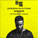 "SARKODIE WINS ""BEST INTERNATIONAL FLOW"" AT THE 2019 BET ""HIP HOP AWARDS"""