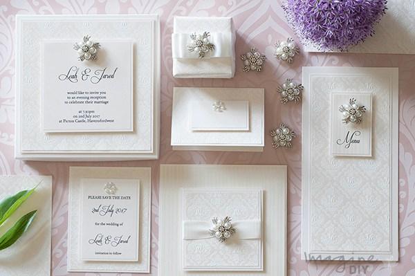 You\'re Invited! DIY Wedding Invitations   DaVinci Bridal Blog