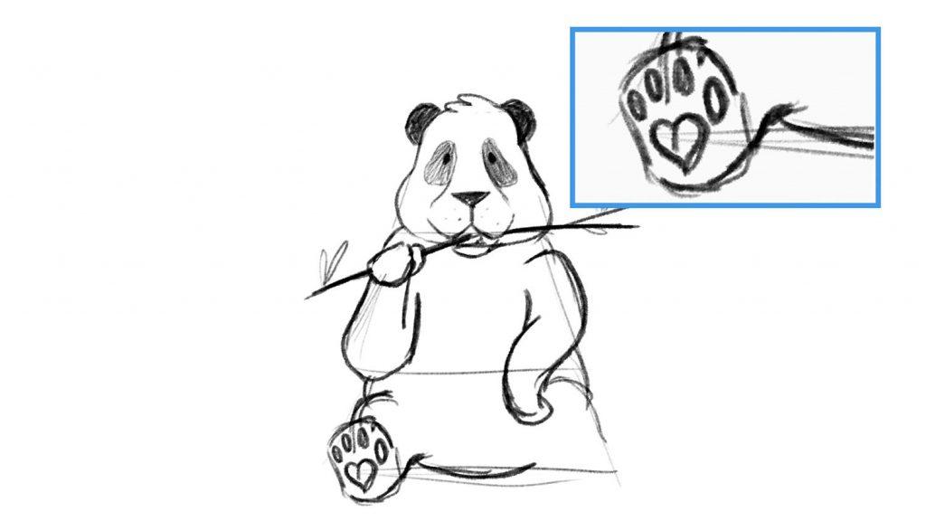 Animal sketch drawings for beginners