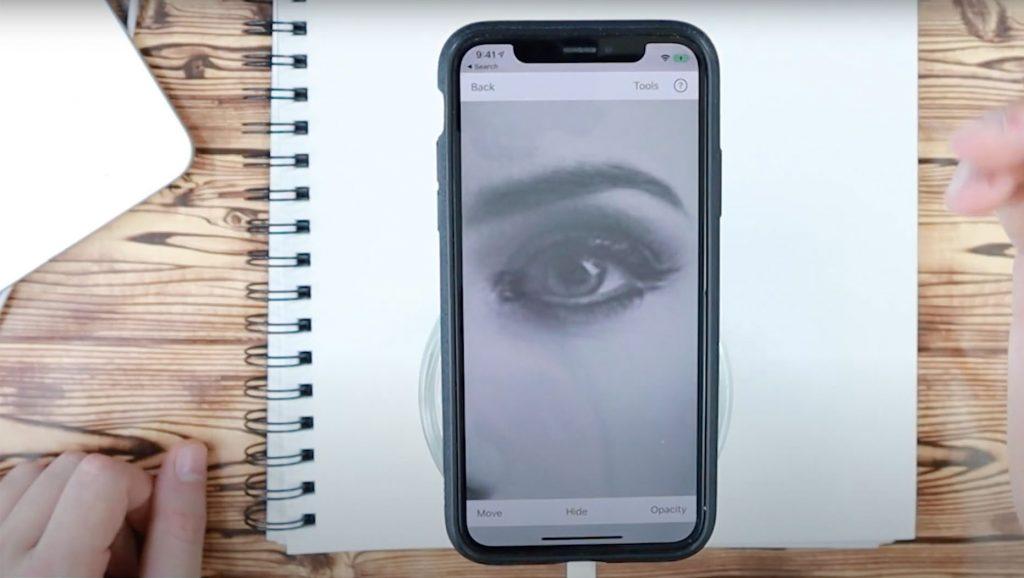 Art Projector App Tutorial