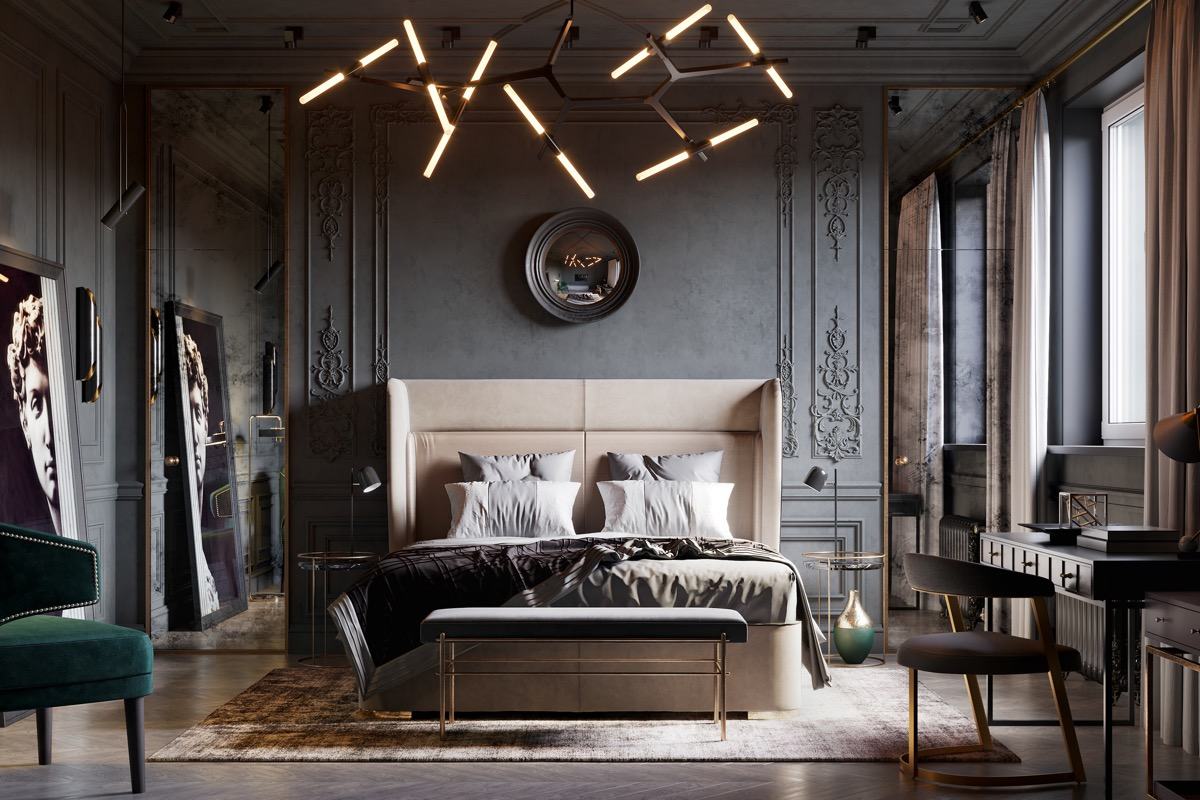 HOME DESIGNING: 51 Master Bedroom Ideas And Tips And ... on Best Master Bedroom Designs  id=55000