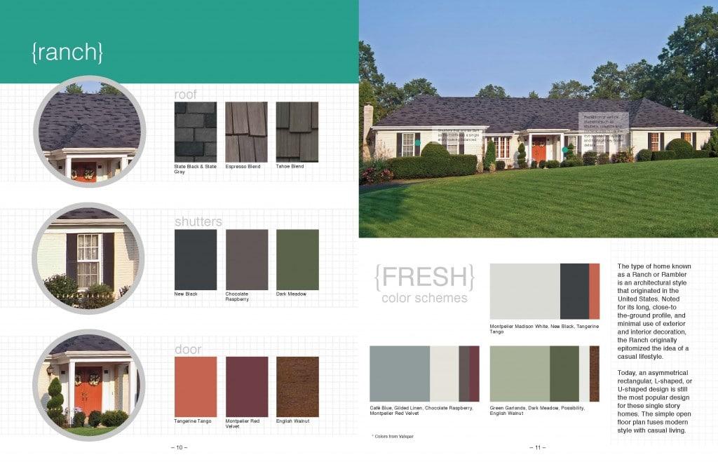 Free Quot Fresh Color Schemes For Your Home Exterior Quot Online