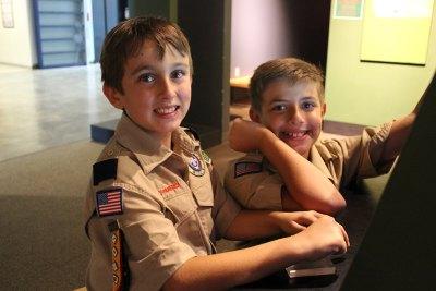 Scout Programs - Da Vinci Science Center - Da Vinci Science