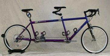 S&S Coupled Travel Tandem Bike