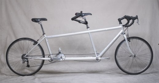 da Vinci In-2-ition Tandem Bicycle