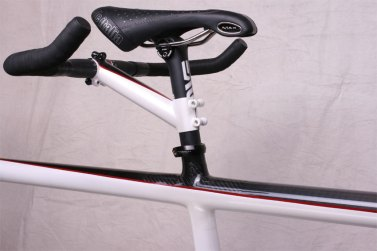 Carbon Fiber Tandem Bicycle
