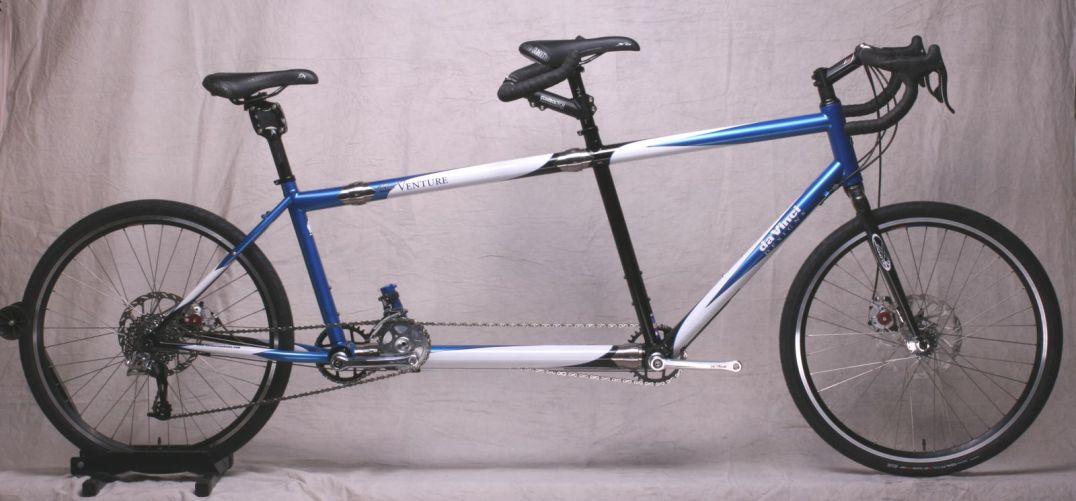 da Vinci Global Venture S&S Coupled tandem roadbike