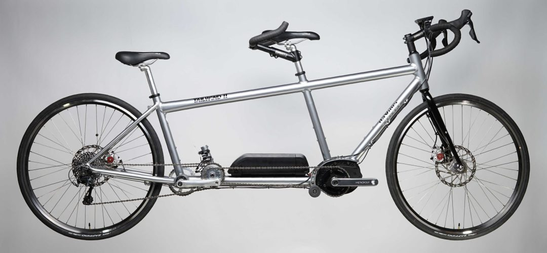 Tailwind II Road Bike Electric Assist Tandem