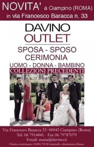 outlet abiti da sposa roma