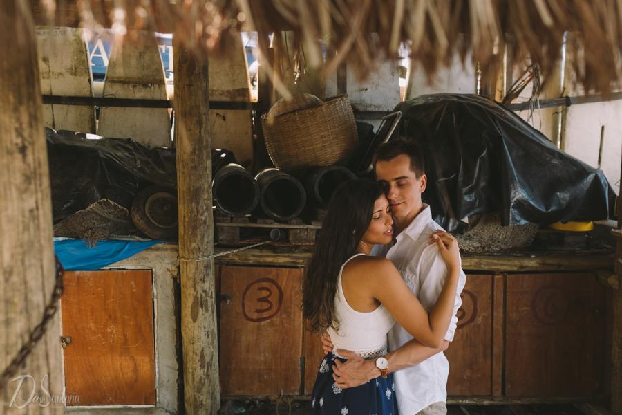 Danielle e Ulysse | Ensaio pré-casamento