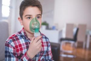 child inhalation