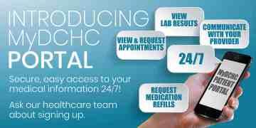 DCHC Launches New Patient Portal System