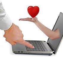 computer and love