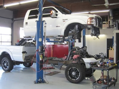 Diesel Service and Auto Repair