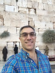 1. Me at The Western Wall 9.10.15