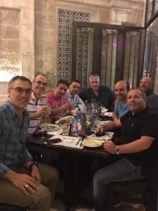 The Motley Crew in Jerusalem