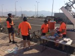 Our last water stop just before Eilat