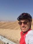 Me in the Negev desert
