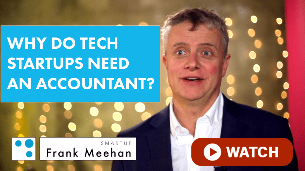 Why do tech startups need an accountant?