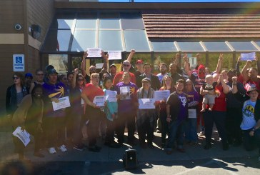 Fast Food Workers Union Fights Sexual Harassment and Gender Discrimination in the Workplace
