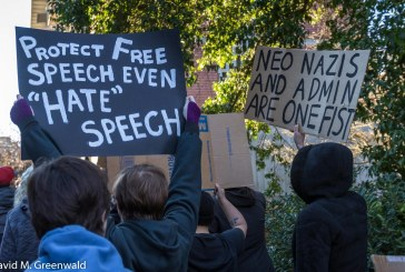 Monday Morning Thoughts: The Free Speech Dilemma