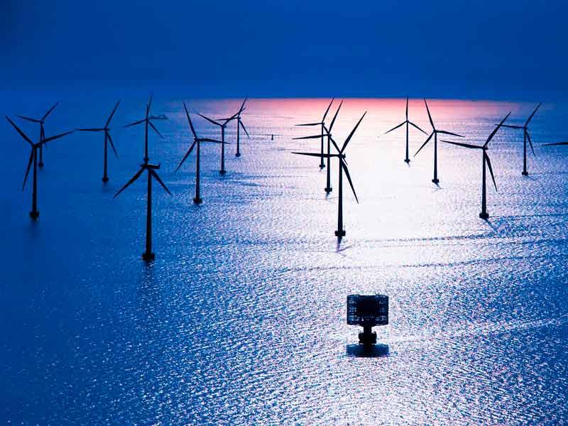 La eólica marina europea: presente en aguas más lejanas y profundas