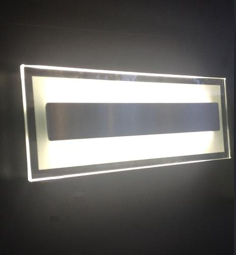 Barcelona Interior LED Wall Light from CLA (Compact Lamps ... on Led Interior Wall Sconces id=57765