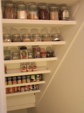 Organizing a Reader's Messy Pantry