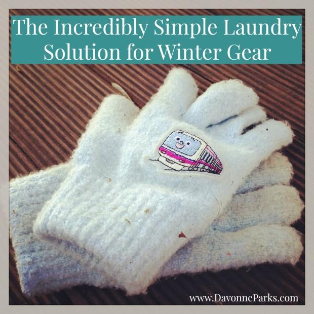 winterlaundry