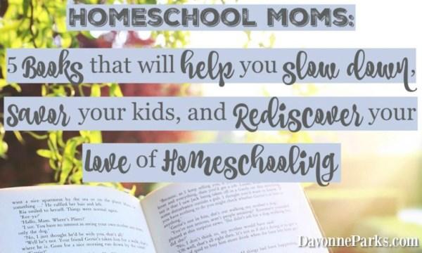 http://www.davonneparks.com/homeschool-mom-books/