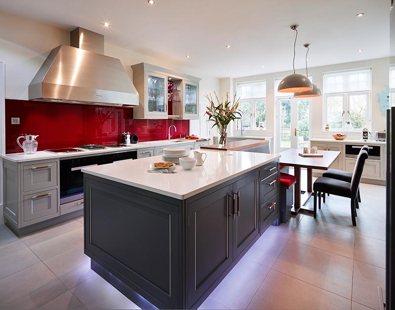 planning a kitchen lighting scheme