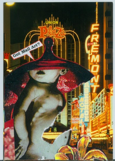 6. Viva Las Vegas Baby Red Hat