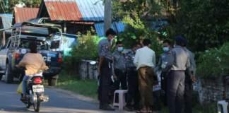 ရွေးကောက်ပွဲနေ့ လုံခြုံရေးတင်းကျပ်