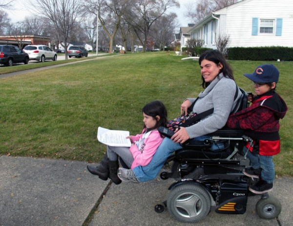 Parents With Disabilities: These Moms Live In Fear Of ...