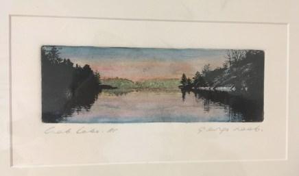"""""""Crab Lake"""" by George Raab"""