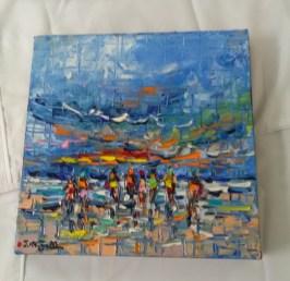 """Lake Michigan"" by Joaquim McMillan"