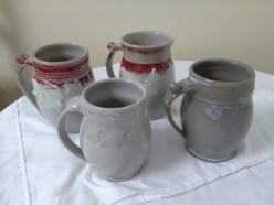 Mugs by David Nelson