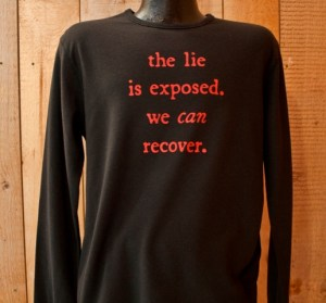 The Lie is Exposed Long Sleeve Thermal