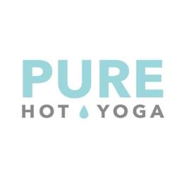 30-class membership, 10-class membership, or 1-5 months unlimited classes at Pure Hot Yoga