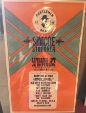 Simcoe Stopover Poster