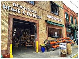 $50 gift card for Downtown Home & Garden