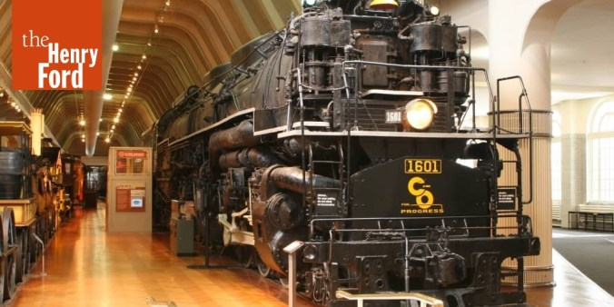 Admission for 4 to the Henry Ford Museum or Greenfield Village