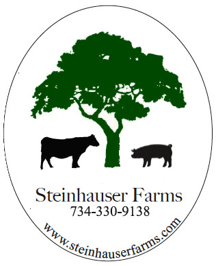 $40 gift certificate for Steinhauser Farms pigs