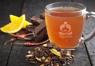 Teavana tea and merchandise