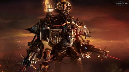 Imperial Knight Solaria Dawn of War 3