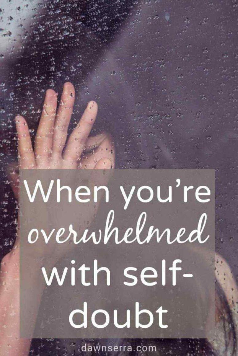 When you're overwhelmed with self-doubt, anxiety, fear, sadness, and darkness, it can feel hard to find your way back to strength and love. It's normal. You're OK. And here's a simple process for getting back to yourself.